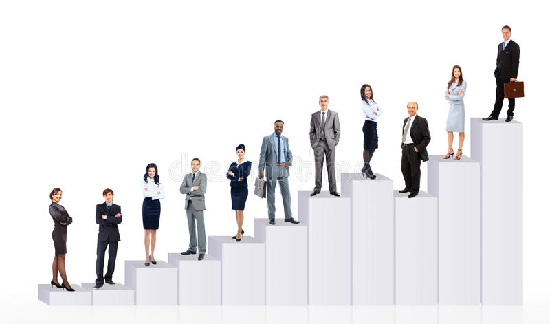 Download Business People Team And Diagram Stock Image - Image: 33044229