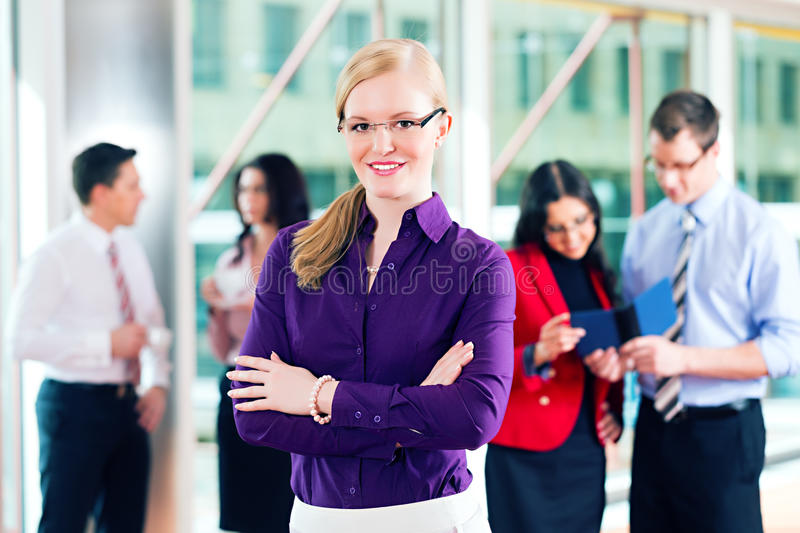 Download Business People Or Team In Office Stock Image - Image: 25405259