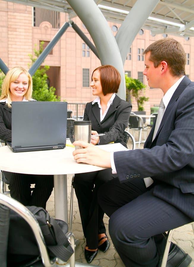 business people together working στοκ φωτογραφίες