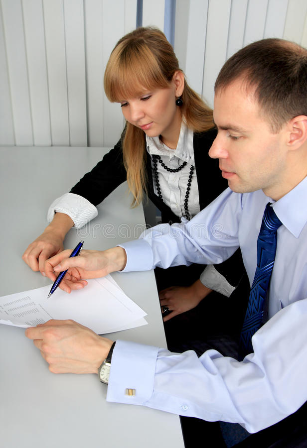 Download Business people work stock photo. Image of successful - 11809644
