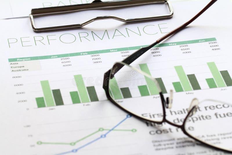 Business Performance Analysis Stock Photo  Image Of Finance Figure