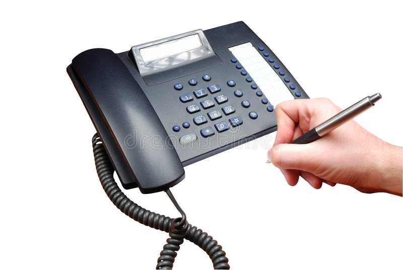 Business Phone Stock Images