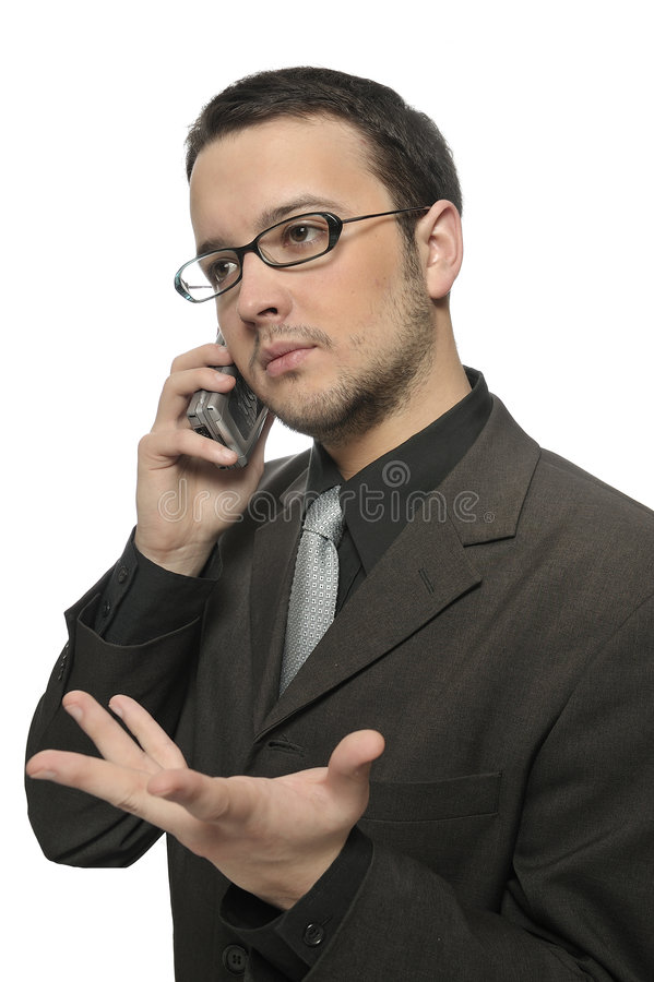 Free Business Phone Call Stock Photos - 8112473