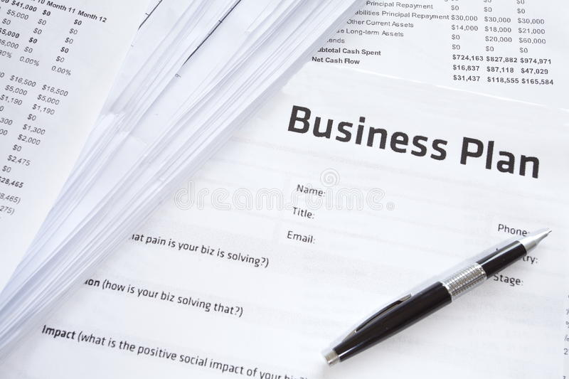 Download Business plan stock photo. Image of text, finance, agenda - 39511752