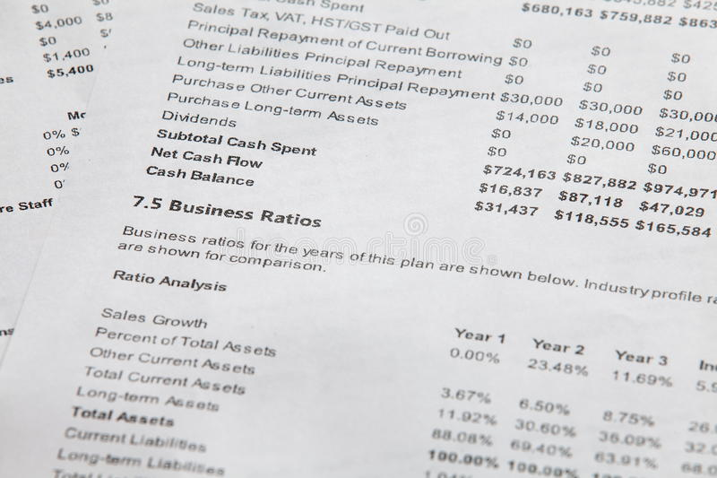 Download Business plan stock photo. Image of document, successful - 39511790