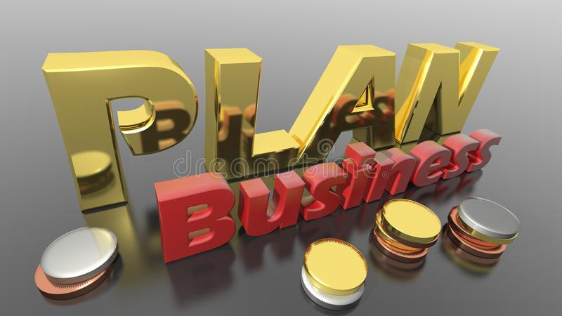 Download Business Plan Stock Photo - Image: 32319830