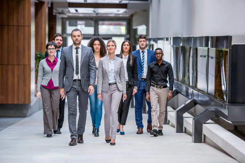 Business poeple group stock photography