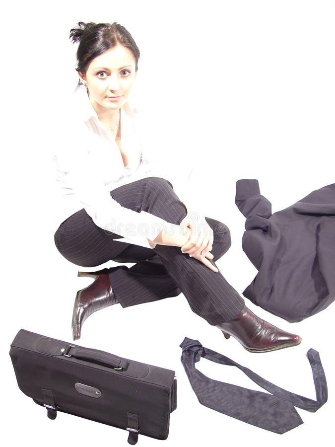 Business portrait stock photos