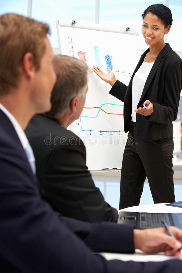 Download Business presentation stock image. Image of male, people - 19902897
