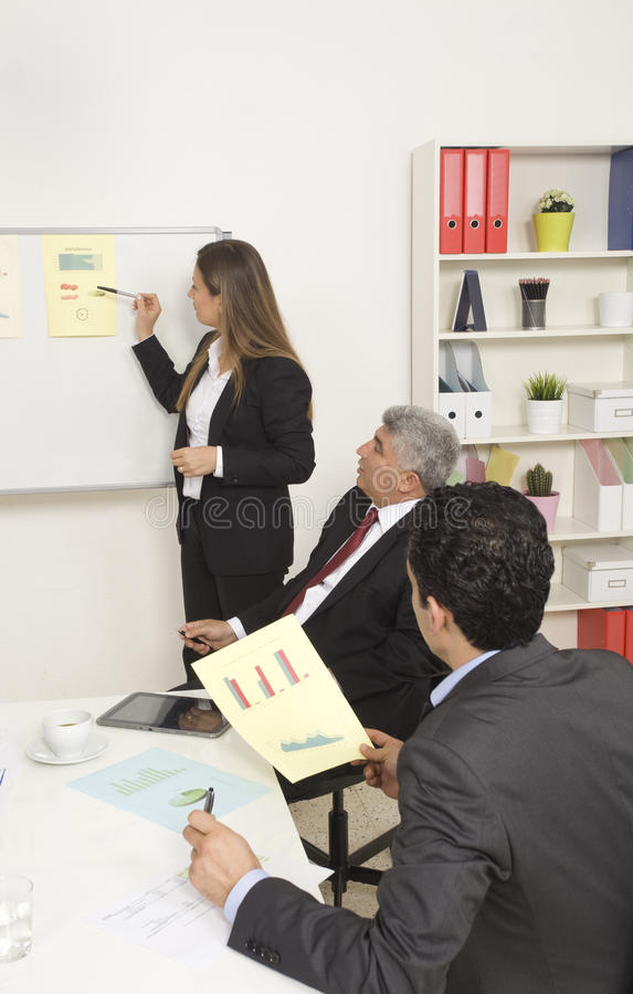 Download Business presentation stock photo. Image of businessgroup - 32571148