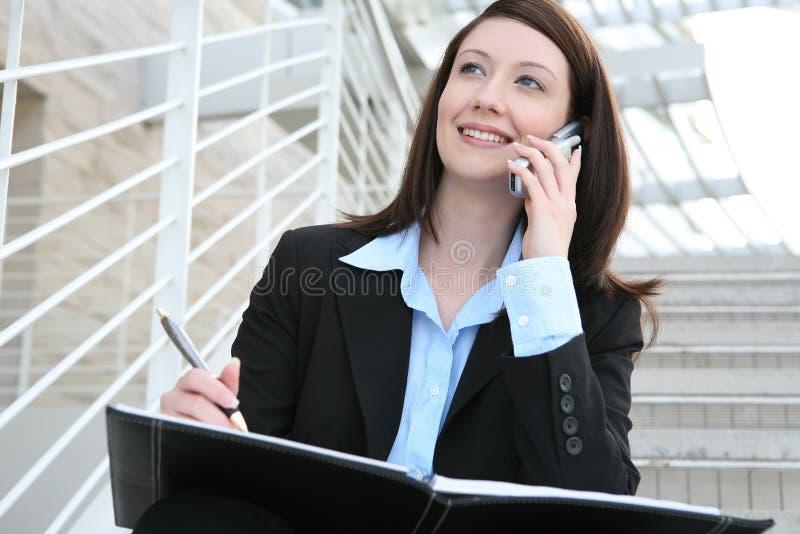 business pretty woman στοκ εικόνες