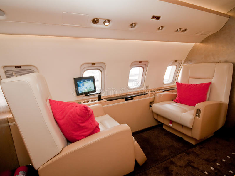 Download Business Private Plane At Singapore Airshow 2010 Editorial Image - Image: 13023080