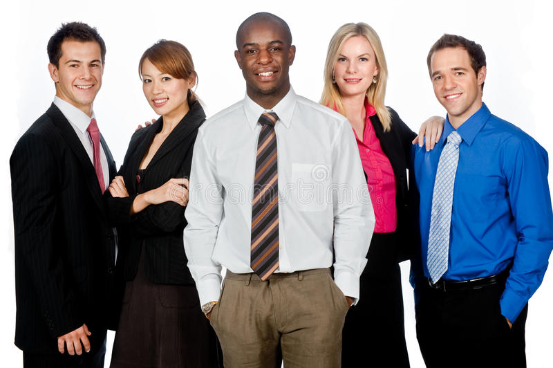 Business Professionals stock image