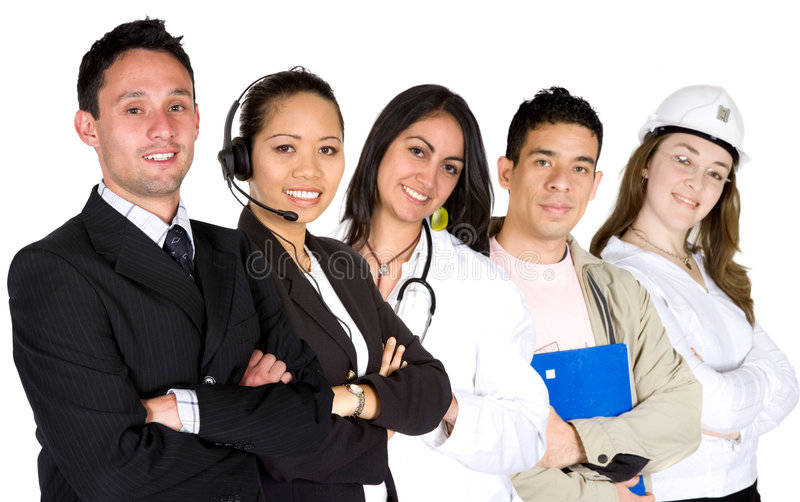 Download Business Professionals - Job Recruitment Stock Photo - Image of diversity, recruit: 1920924