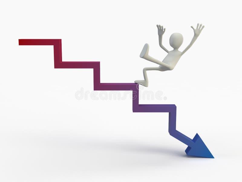 Download Business Progress Statistics Stock Illustration - Image: 8696837