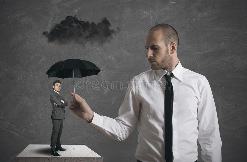 Download Business protection stock image. Image of protecting - 28797635