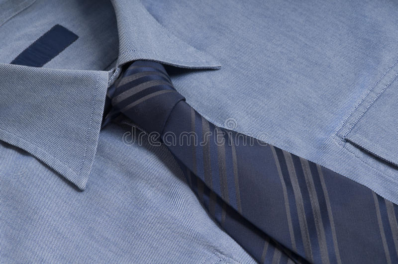 Download Shirt and Tie stock image. Image of male, label, costume - 18361691