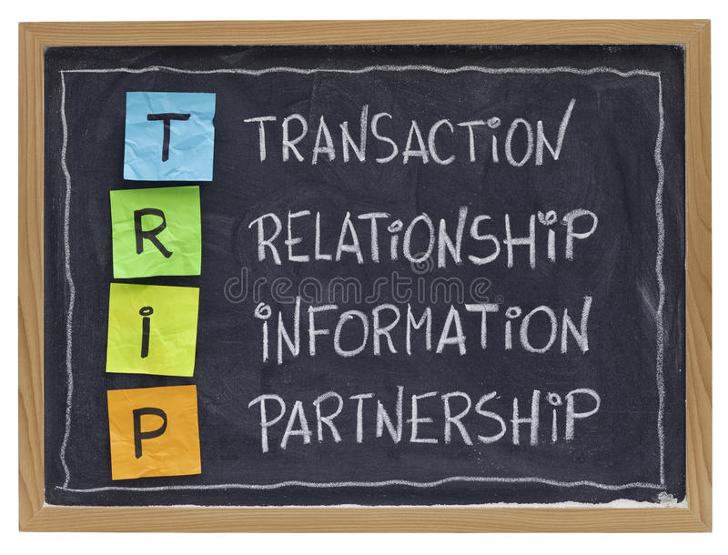 Download Business Relationship And Partnership  Concept Stock Photo - Image: 17875672