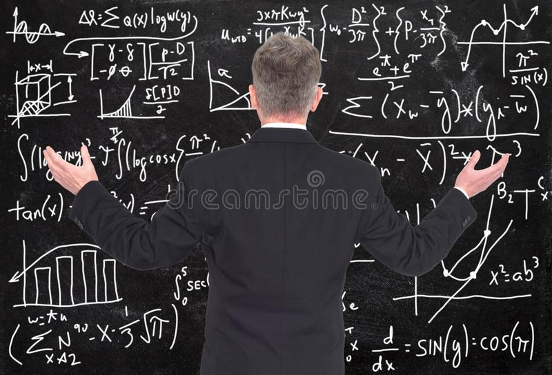 Business, Sales, Marketing, Math Problems stock photos