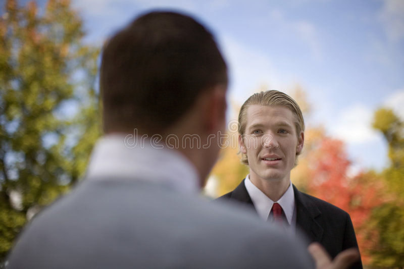 Business Sell Stock Image