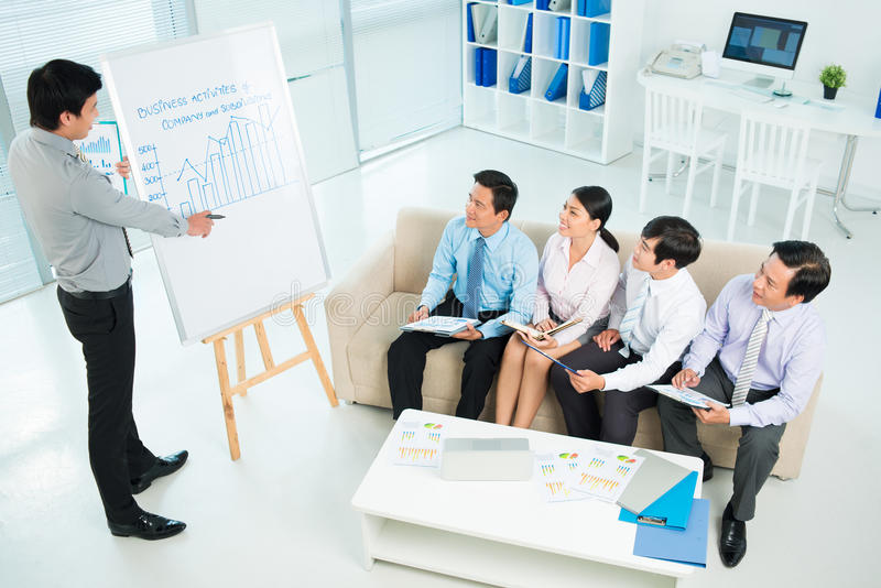 Download Business seminar stock photo. Image of businesswoman - 34944698