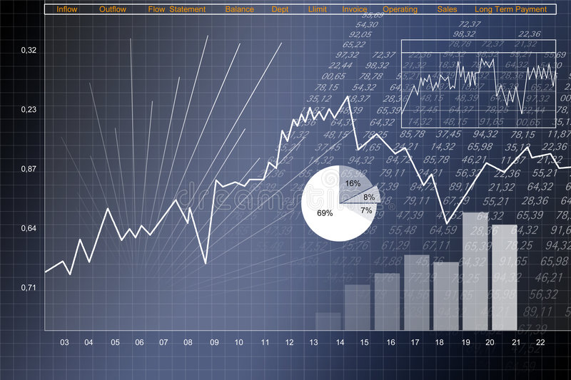 Download Business sheet stock illustration. Image of data, report - 2182859