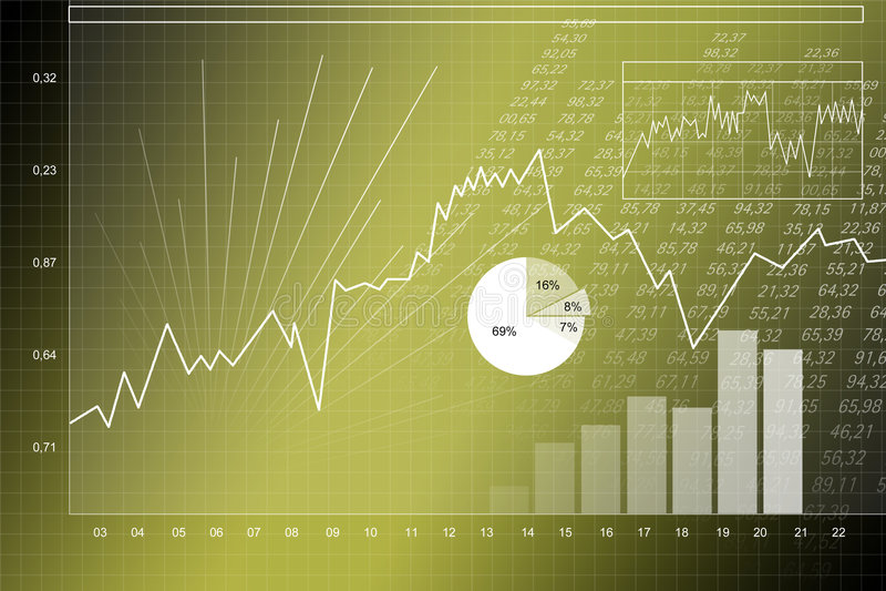 Download Business sheet stock illustration. Illustration of profit - 2182864