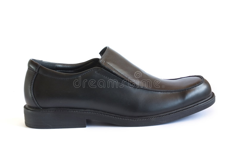 Business Shoe stock photography