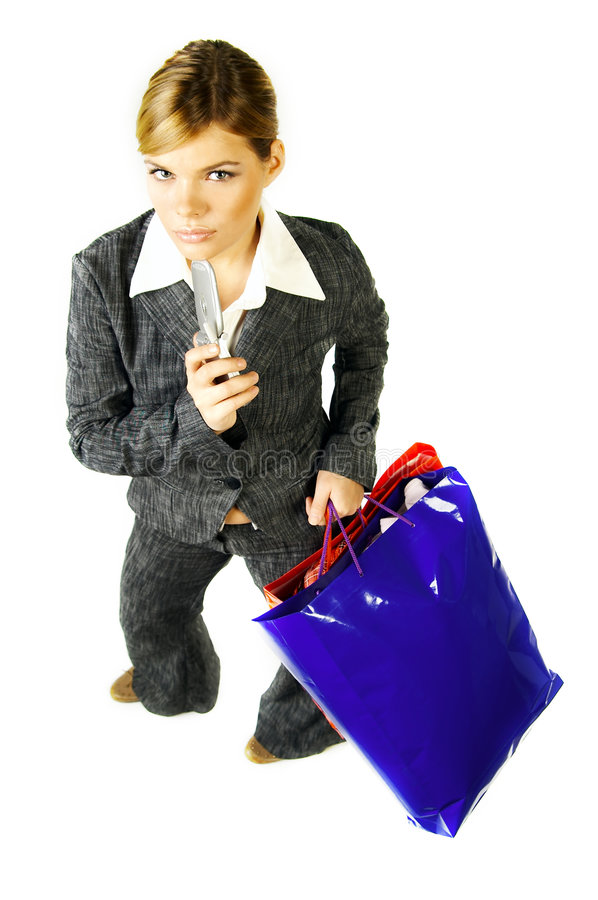 Download Business & Shopping stock photo. Image of beauty, girl - 1404742