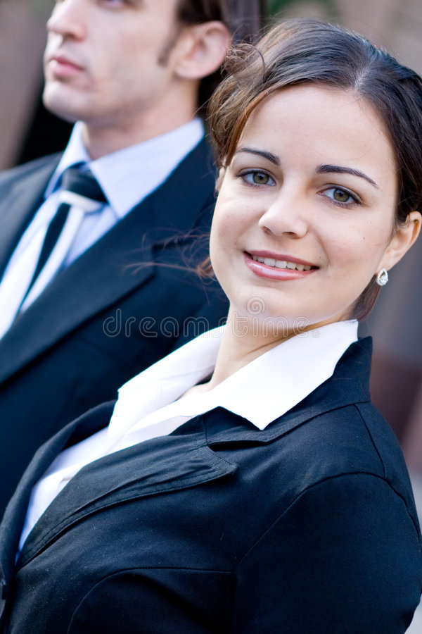 Download Business smile stock image. Image of communication, businesspeople - 5889675