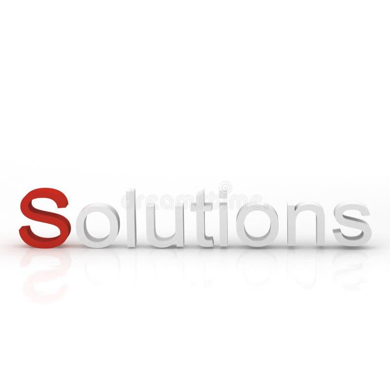 Download Business solutions stock illustration. Illustration of entrepreneurs - 21639636