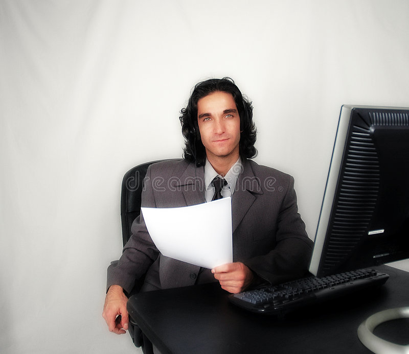 Business space-6 royalty free stock photo