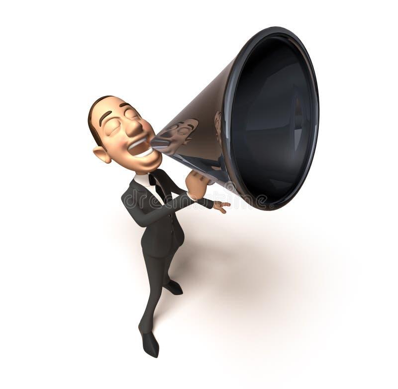 Business speaker