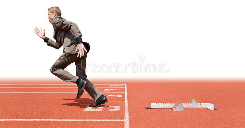 Download Business start stock image. Image of pace, performance - 10573481