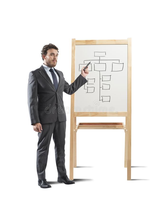 Download Business strategy training stock image. Image of innovation - 35323091