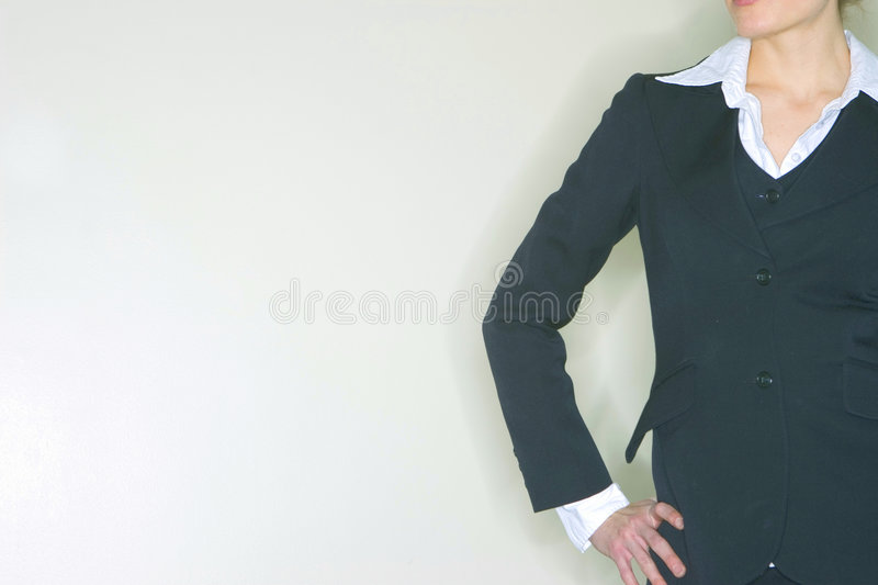 Business Suit Royalty Free Stock Photography