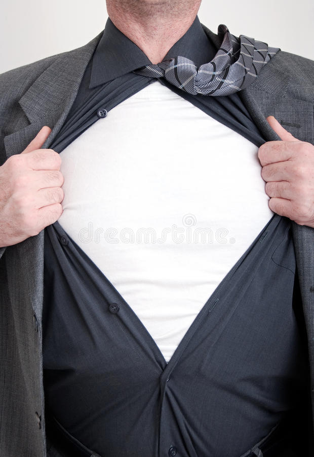 Download Business superhero stock image. Image of protect, chief - 12335771