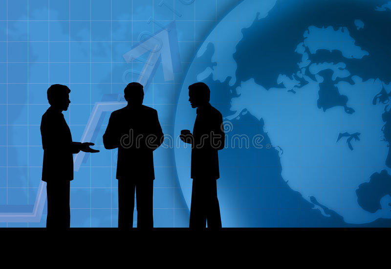 Download Business Talk Royalty Free Stock Photo - Image: 1358975