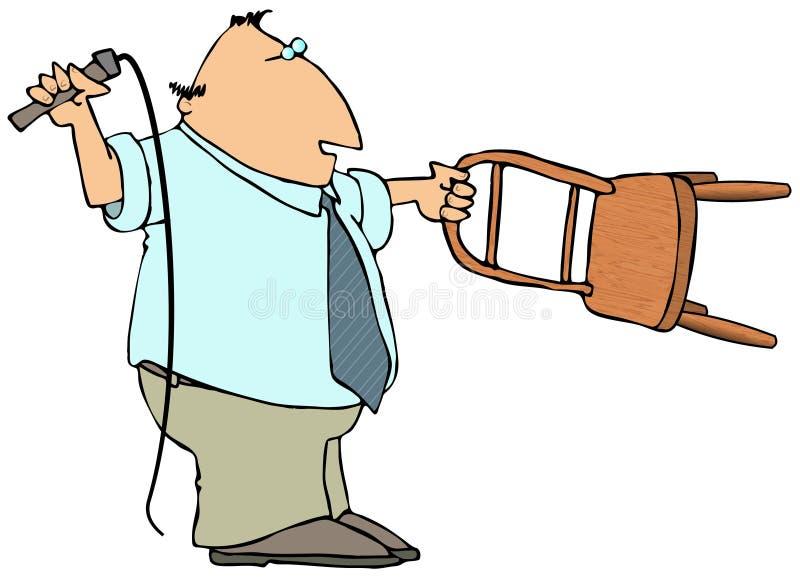 Download Business Tamer stock illustration. Illustration of bullwhip - 6378418
