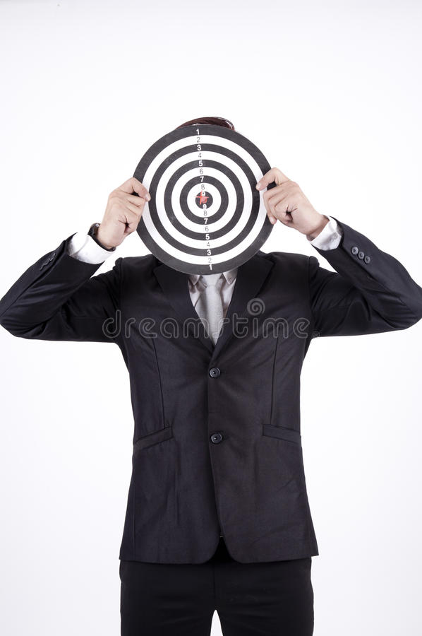 Free Business Target Stock Photography - 21866642