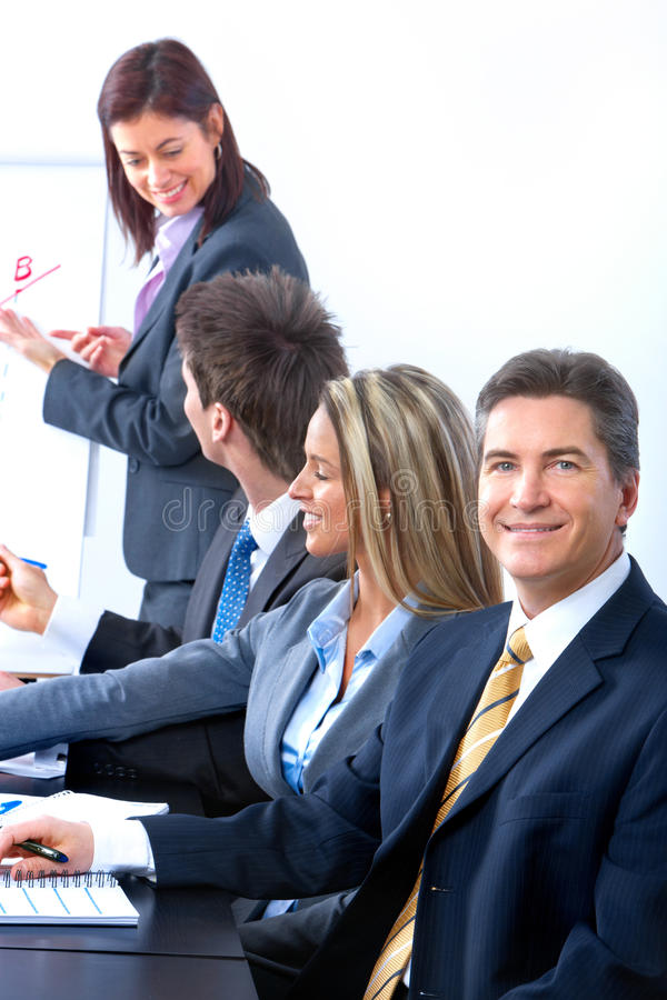 Download Business team stock image. Image of businesswoman, conference - 12782883