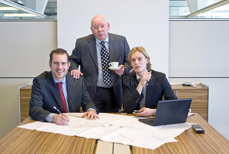 Download Business team stock photo. Image of businessmen, approachable - 13091362