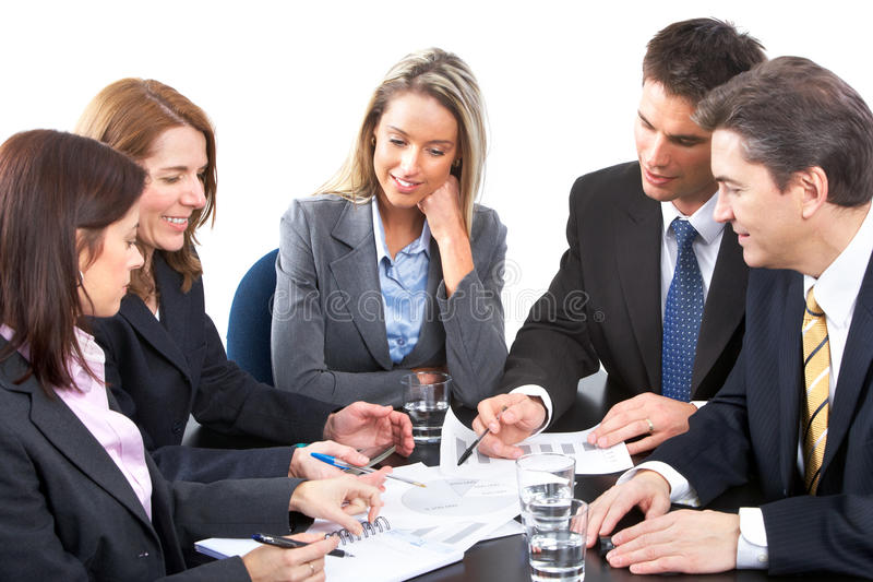 Download Business team stock photo. Image of career, group, colleagues - 13904094