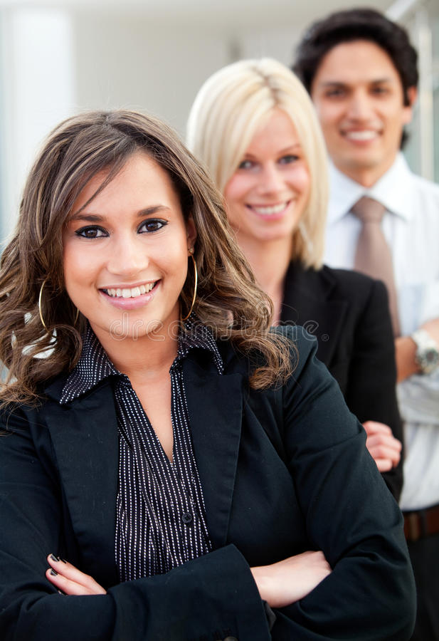 Download Business team stock photo. Image of ethnic, male, partnership - 14021182