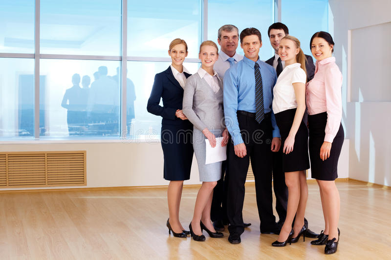 Download Business team stock image. Image of female, company, happiness - 14049587