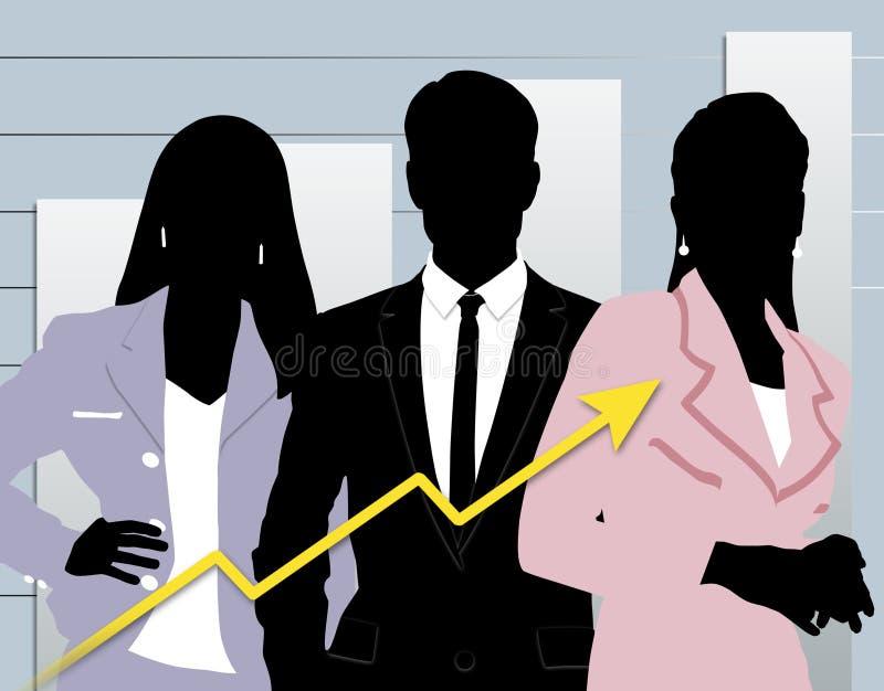Download Business Team stock illustration. Illustration of business - 16025817