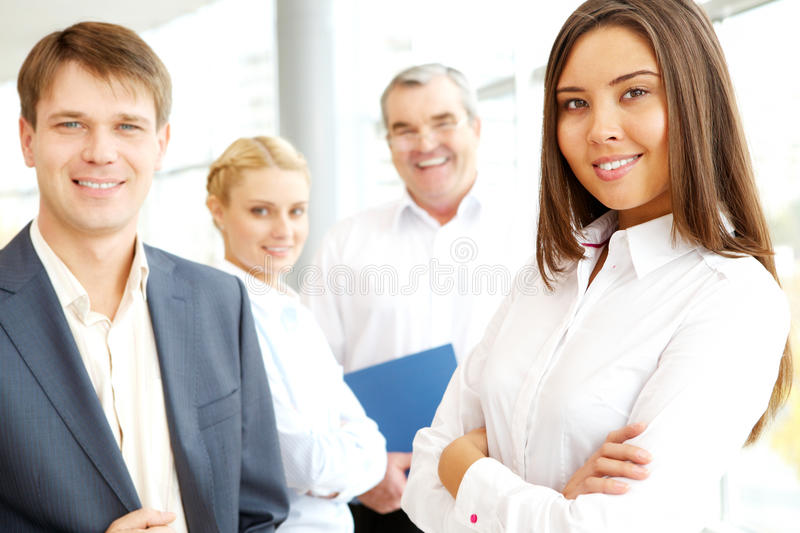 Download Business team stock photo. Image of expression, female - 16328612