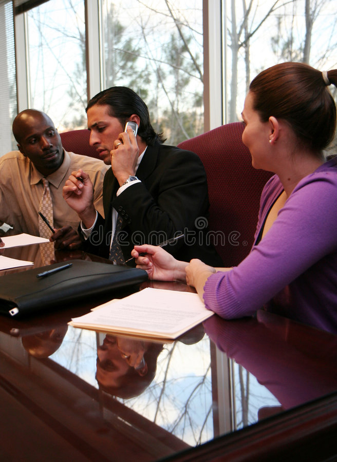 Download Business Team stock image. Image of hispanic, executive - 1663605