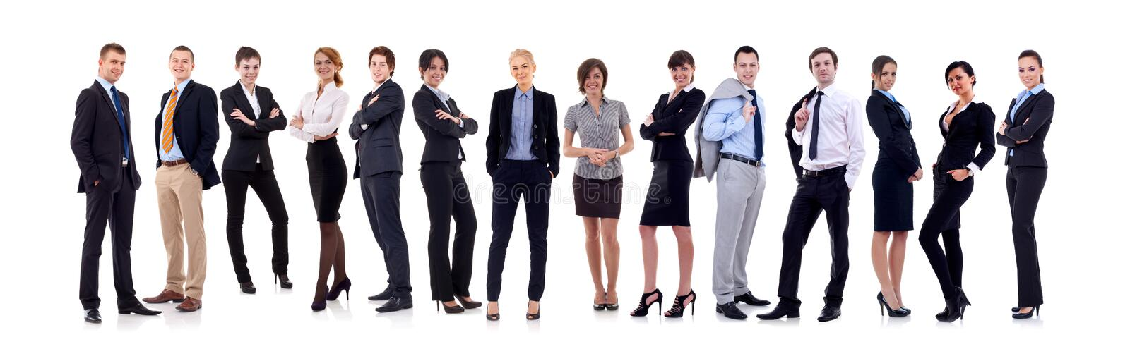 Download Business team stock image. Image of manager, career, commerce - 18411773