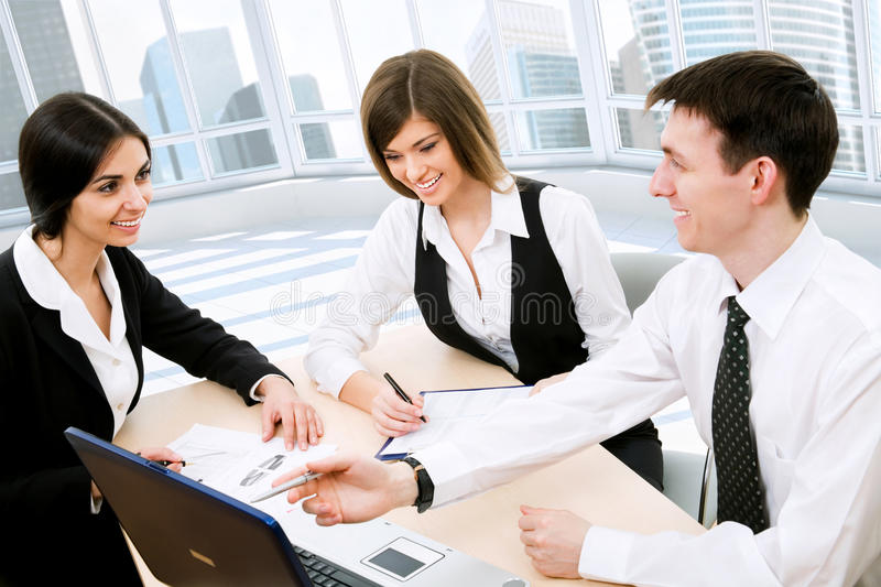 Download Business Team Royalty Free Stock Photos - Image: 22674718